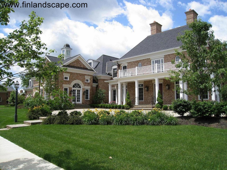 Frontyard Landscapes