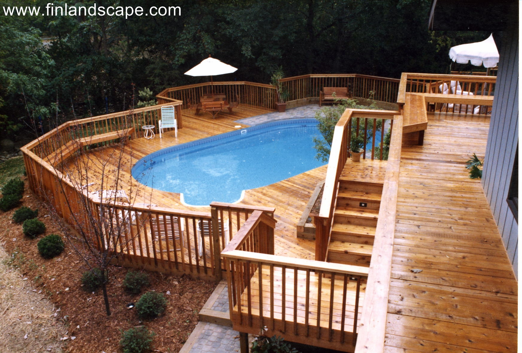 Swimming Pools & Decks
